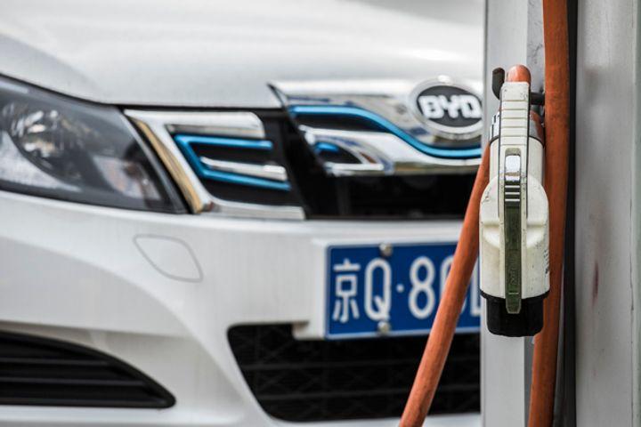 Beijing's Subsidies for New Energy Vehicles Surpass USD241 Million