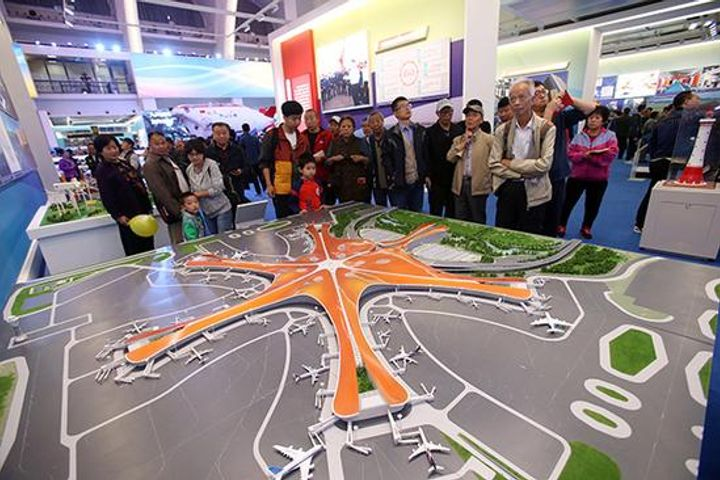 Beijing to Boost Transport Links for New Daxing Airport by Extending Northern Motorway