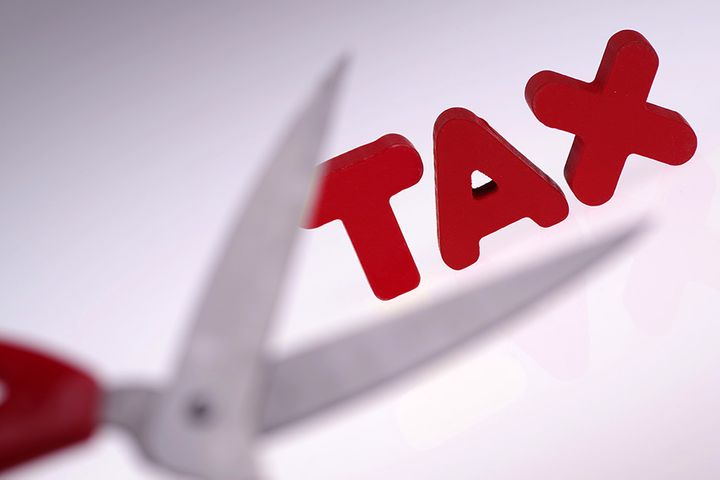 Beijing to Ease Tax Burden on Market Entities This Year, Official Says