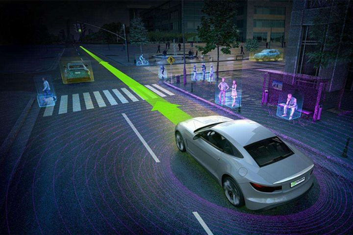 Beijing to Pave Way for Autonomous Driving With New Test Road