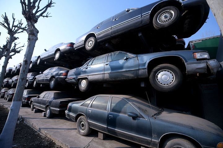 Beijing to Pay Owners Who Scrap, Relocate Their Fossil-Fueled Cars