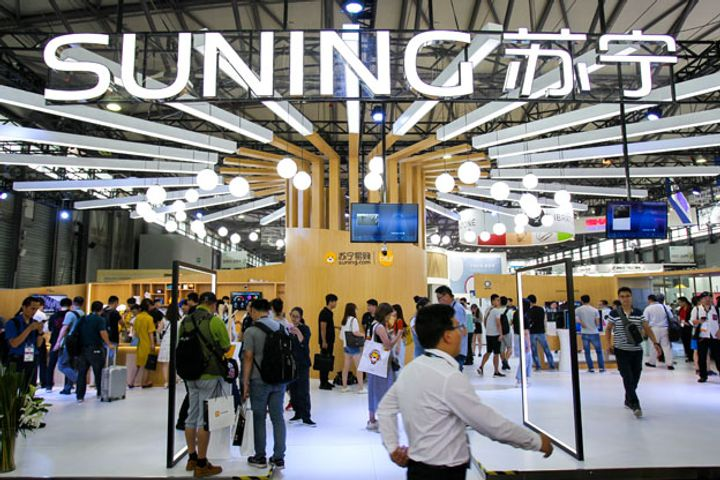 Belt and Road Italy to Tap Suning to Charm China With 150 Brands