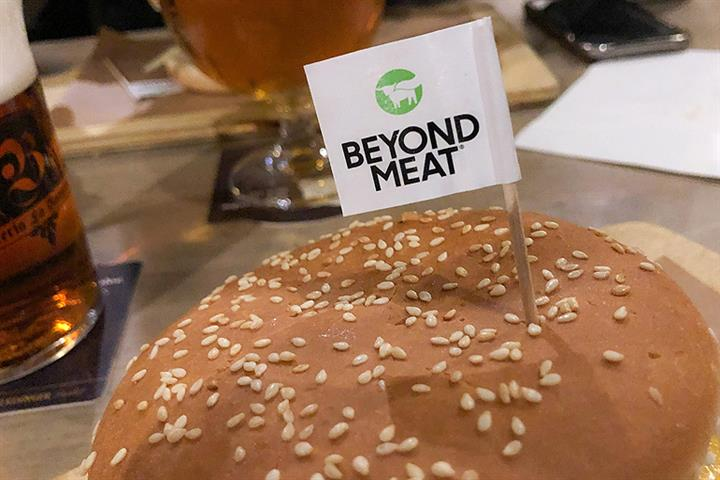 Beyond Meat Opens First Plant Outside US in China to Make More, Cheaper