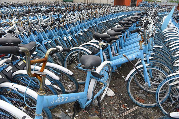 Bike-Sharer Xiaoming Faces Liquidation Following Court Ruling