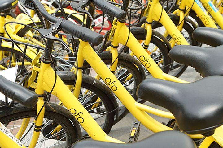 Bike-Sharing Giant Ofo Gets CNY1.77 Billion Funding from Alibaba