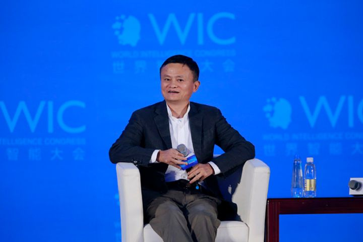 'Blockchain Is Not a Bubble, But Bitcoin Is,' Says Alibaba's Jack Ma