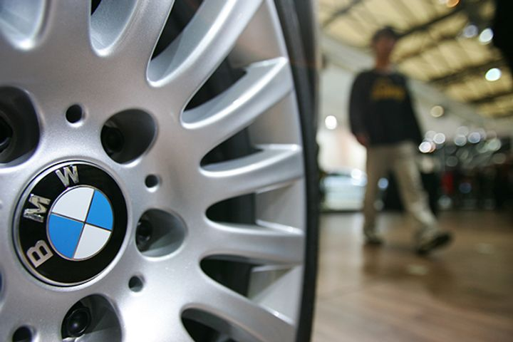 BMW Becomes First Overseas Automaker to Test Smart Cars in China