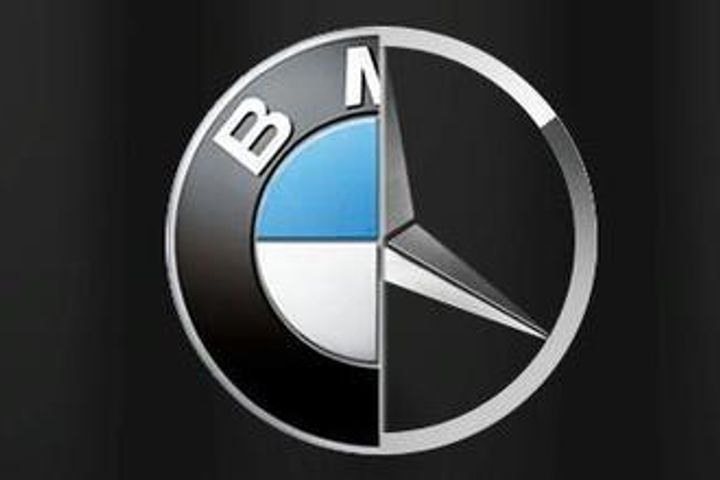 BMW, Benz Cars Were 85.24% of Over 1 Million China Recalled Last Month