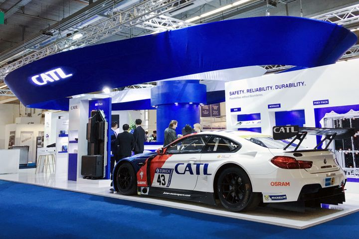 BMW Brilliance, CATL Sign USD897 Million Deal Covering Batteries, Factories and Equity
