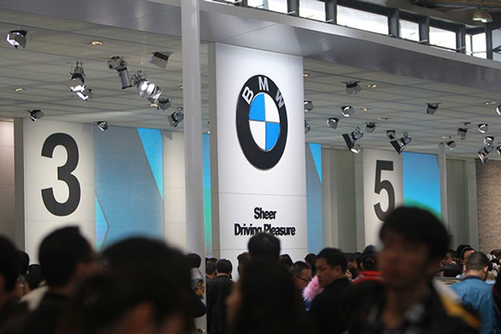 BMW to Start Operations at Its First High-Voltage Battery Factory in China Next Week