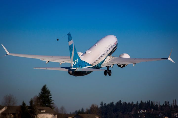 Boeing 737 Max Planes Fly to North China for Mothballing After Grounding