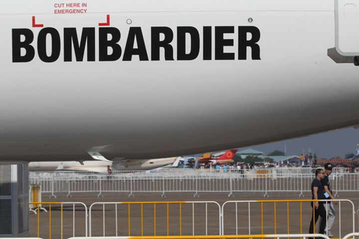 Bombardier's German Unit to Nearly Triple Orders From Chinese Train Seat Maker Ktk
