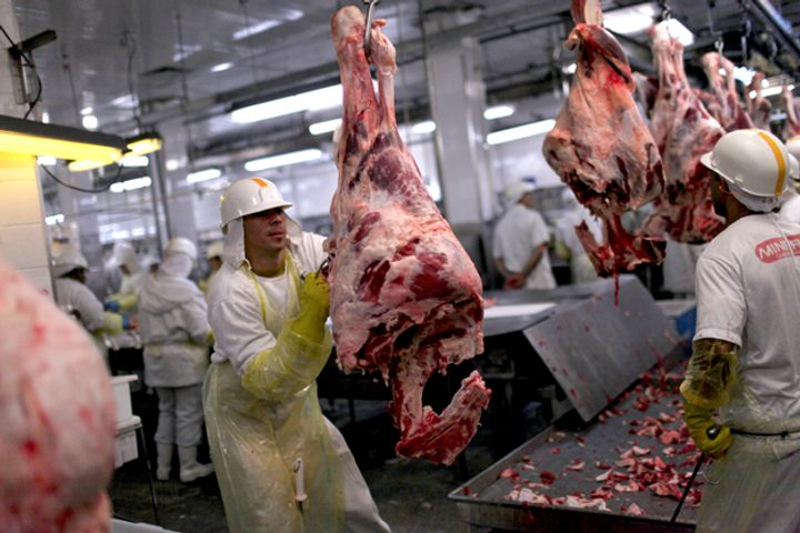 Brazilian Food Producer Inks Deal With Alibaba, Five Other Chinese Clients