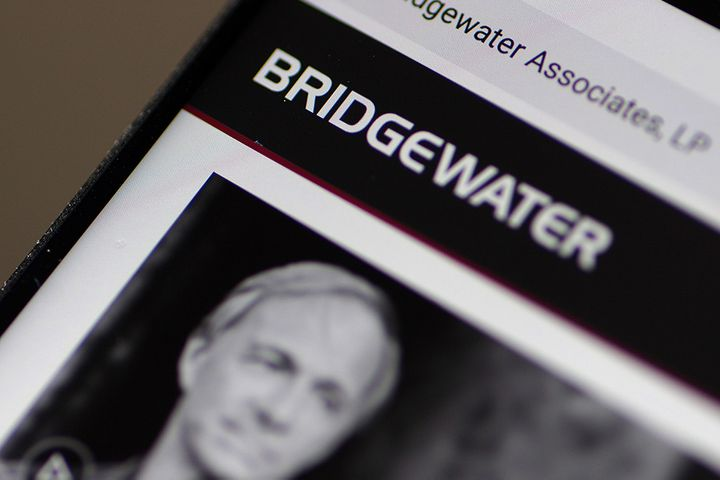 Bridgewater's China Arm Boosts Capital to Expand Its Presence