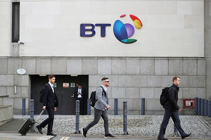 Britain's BT Gets First International Permit to Offer Internet Service, VPN in China