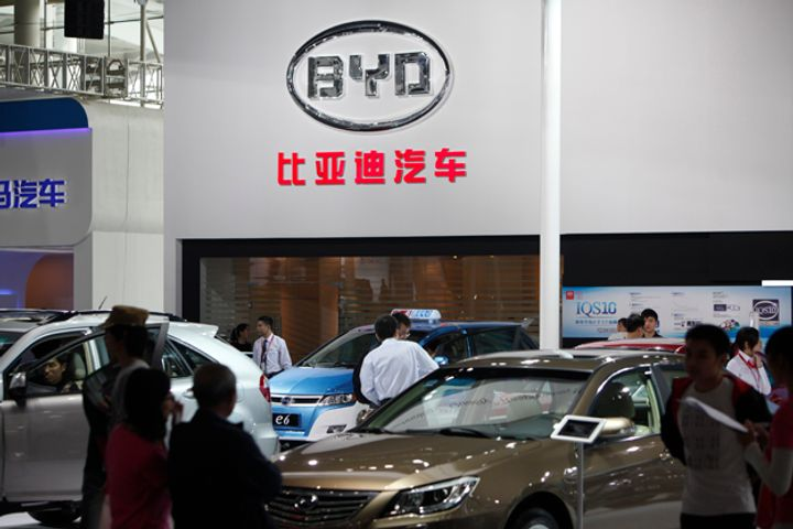 BYD, BMW and Mercedes-Benz Top China Auto Complaints, Consumers Group Says