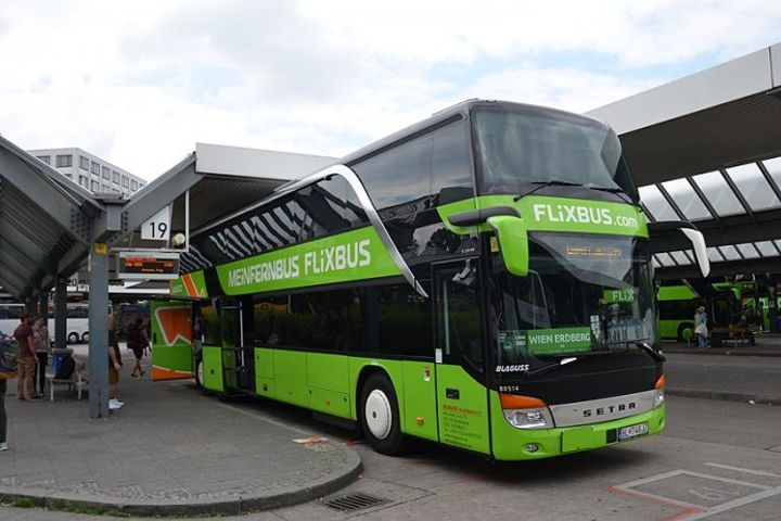 BYD Bus Plies Germany's First Long-Distance Electric Route