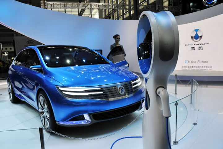 BYD, Daimler to Make Capital Increase in China NEV Joint Venture to Cover Provincial Capitals