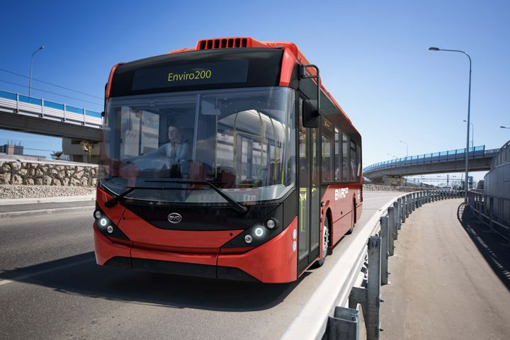 BYD's Electric Buses Make Inroads in UK With 70% Market Share in London