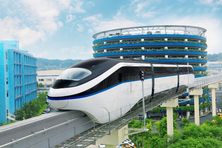 BYD Will Build Africa's First Straddle-Beam Monorail System