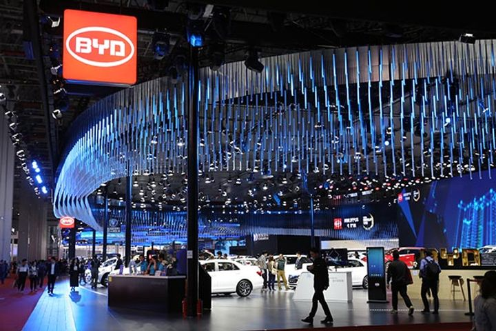 BYD Wins Bid to Supply 432 New Energy Buses to Shenzhen Westernbus