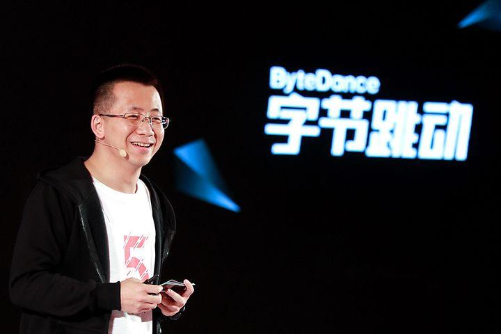 Bytedance Founder Tops Fortune's 40 Under 40 China Rich List