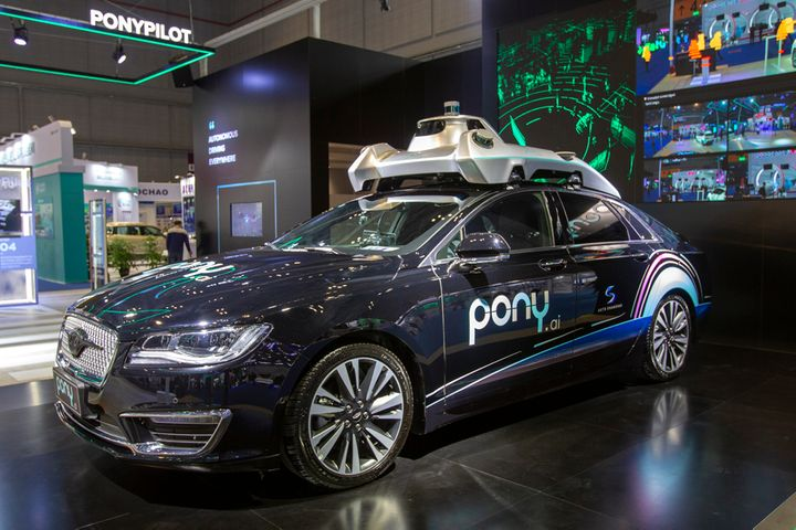 California Hands Two Chinese Self-Driving Firms Passenger Permits