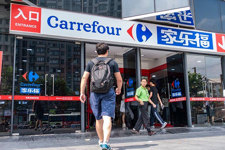 Carrefour Dismisses China Exit Rumor