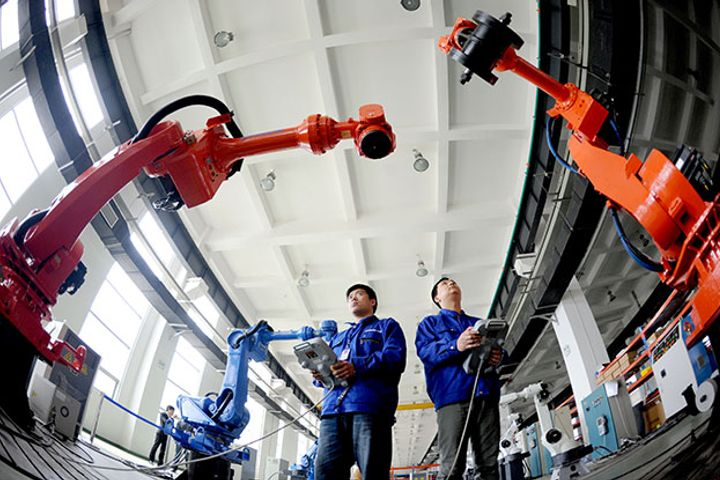 CAS Subsidiary Sets Up China's Biggest Robotics Industry Base in Shenyang