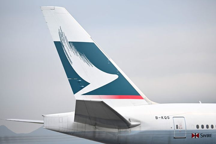 Cathay Pacific Airways to Spend USD624.3 Million to Absorb Rival Hong Kong Express
