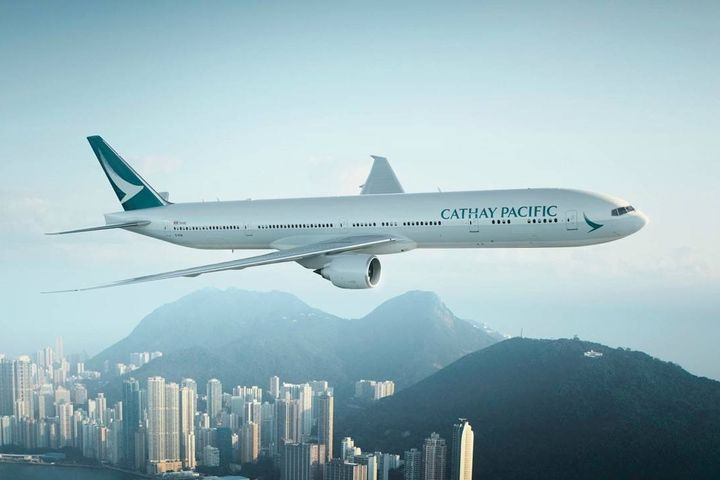 Cathay Pacific Reports Biggest First-Half Loss in 20 Years After EU Fines And Lay-Off Payouts