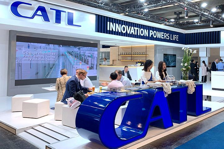 CATL, Baicheng Team on Smart Charging Stations in China