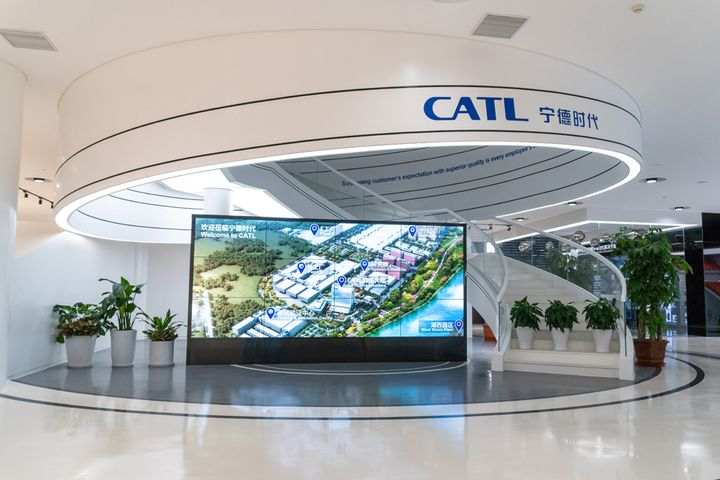 CATL Supplied Batteries That Prompted Nio's Mass Car Recall