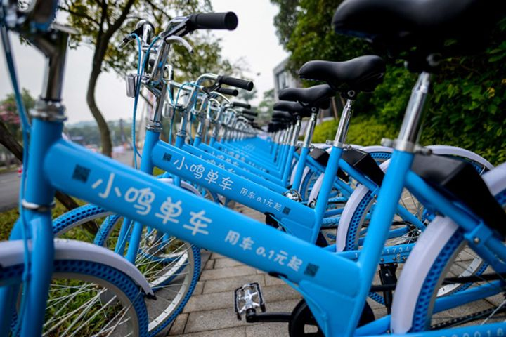 CEO of Bike-Sharing Firm Xiaoming Resigns After Company Downsizes