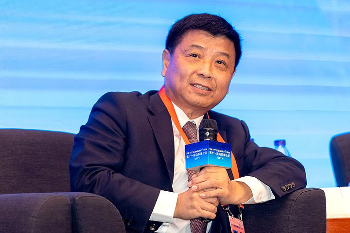 CEO of China's First Foreign-Funded Investment Bank Calls It Quits