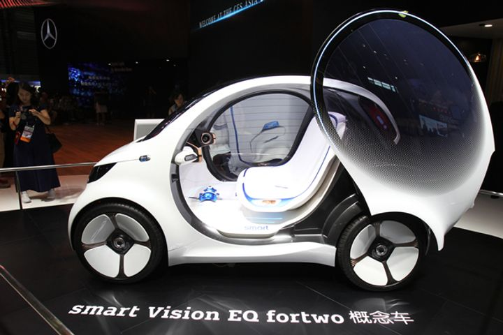 CES Asia Showcases Smart Cars and Submersible Drones