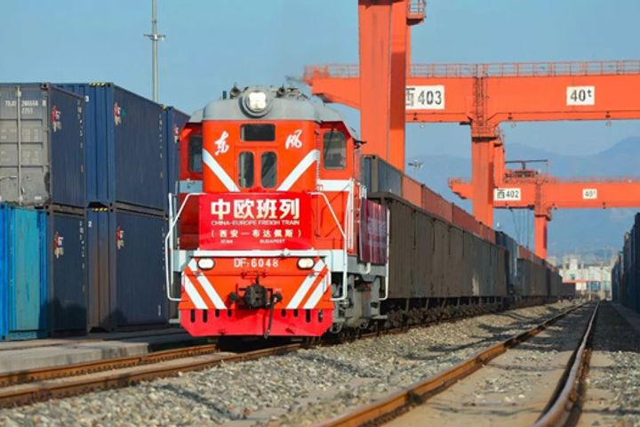 Chengdu's Europe-Bound Freight Trains Hit Record 2,000 Trips on Booming Trade
