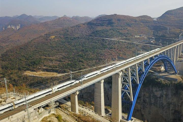 China Opens USD11.2 Billion High-Speed Railroad Linking Chengdu and Guiyang