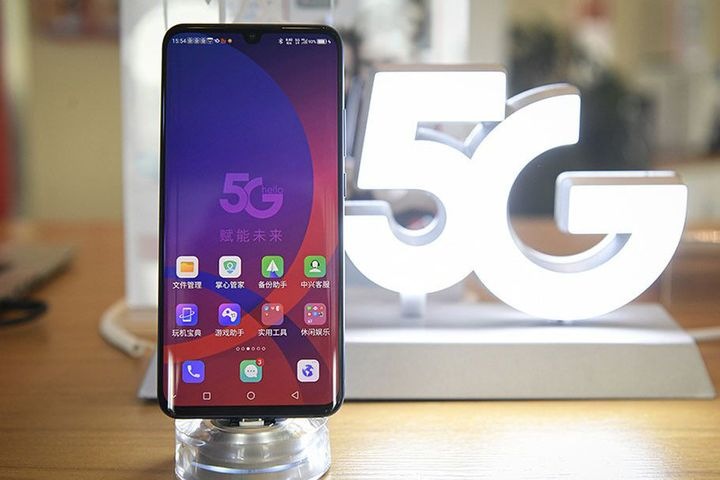 China's 5G Phone Shipments Doubled in November
