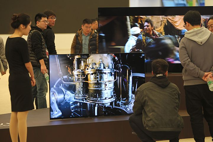 China Aims for Smart TV Market Penetration of 90% by 2020 Amid AI Push