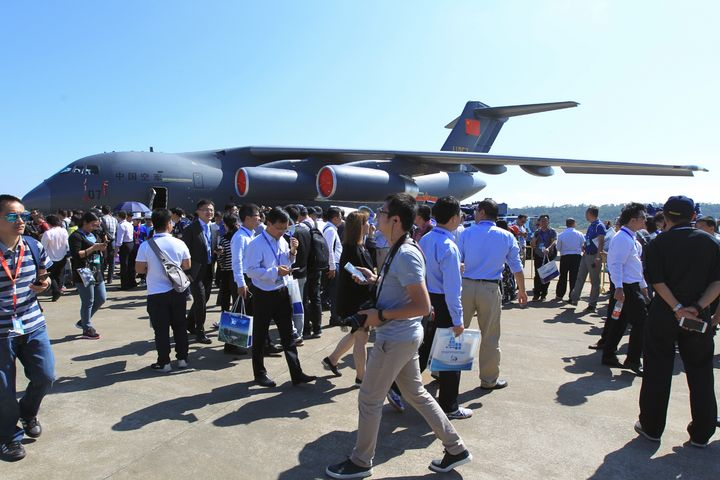 China Airshow Witnessed Deals Worth USD20 Billion With 239 Aircraft Sold
