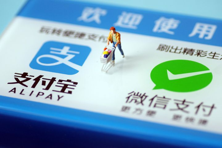 China's Alipay, WeChat Open Phone Payments to Foreign Visitors