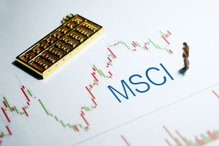 China Approves First Batch of MSCI China A Inclusion Index Funds