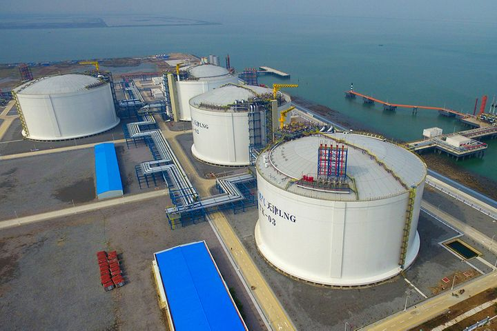 China Approves USD3.6 Billion LNG Project, Nation's Biggest