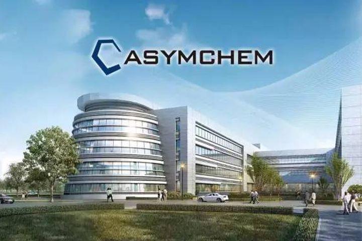 China's Asymchem Laboratories to Develop New Anti-Tumor Drug in Secrecy