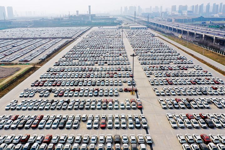 China's Auto Sales Fell for 15th Month in September Despite Improving on August