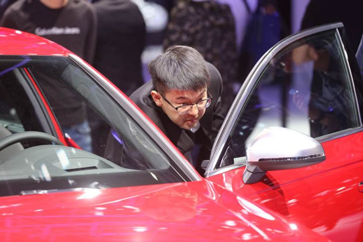 China's Auto Sales Unlikely to Increase This Year, Industry Body Says