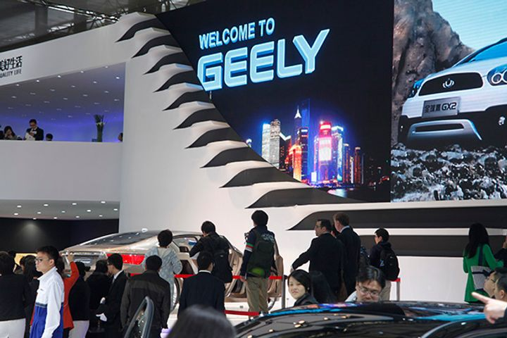 China's Automotive Giant Geely Targets Equity in Mercedes-Benz After Its Acquisition of Volvo