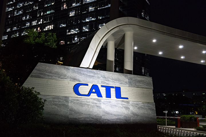 China's BAIC BJEV to Buy Discounted NEV Batteries From CATL for Five Years