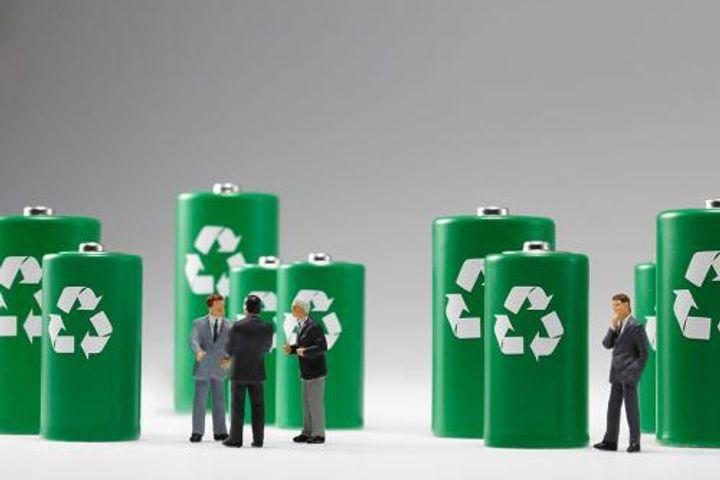 China's Battery Recycling Market May Be Worth Over CNY10 Billion